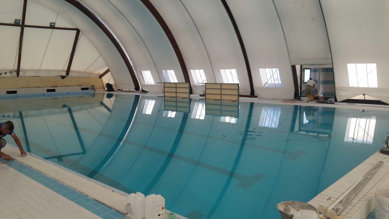 piscina esercito